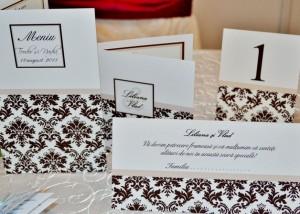 Setul de nunta Londra prezent la targul de nunti Ghid Mariaj 2012