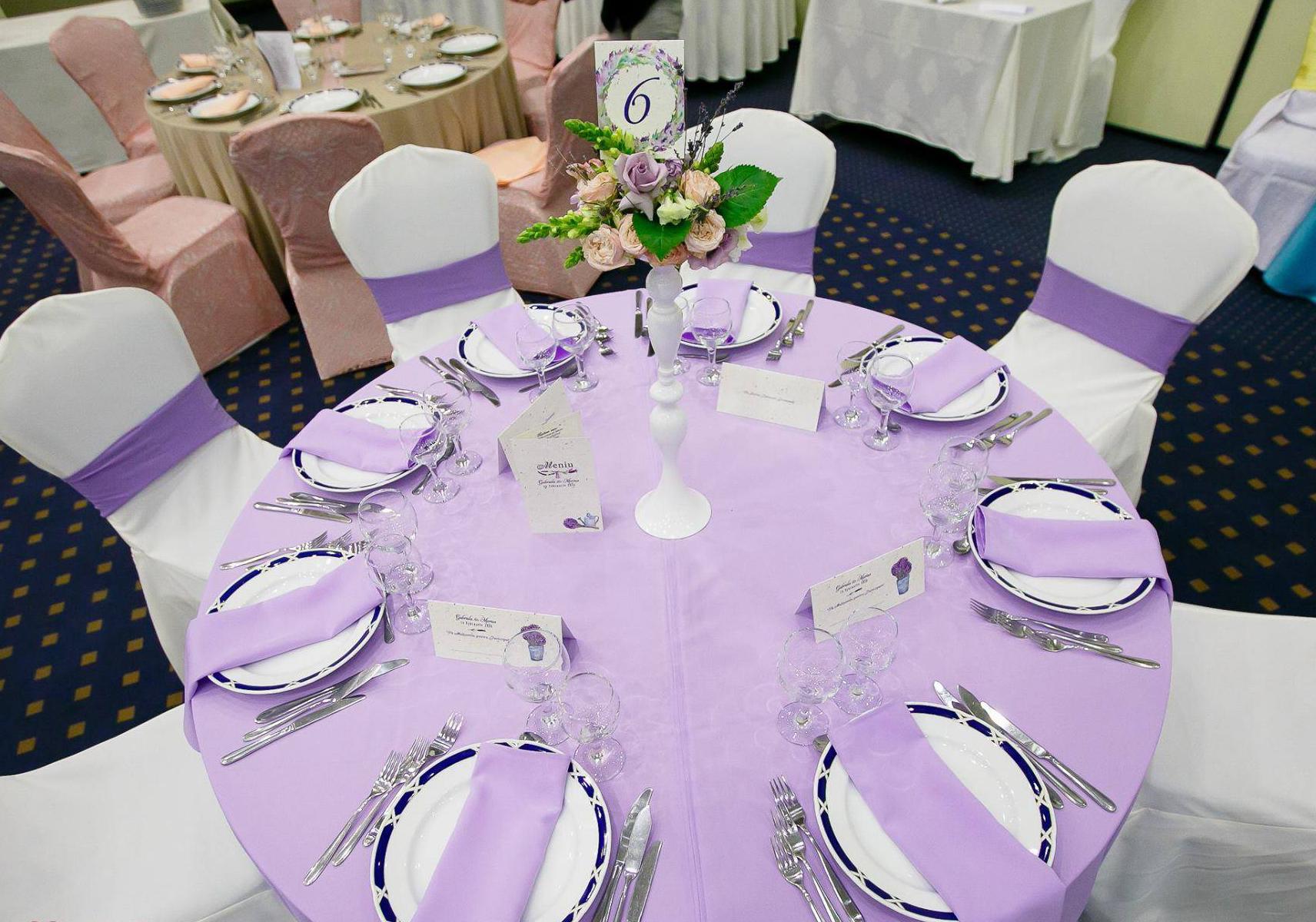 Decor elegant de nunta Levantica