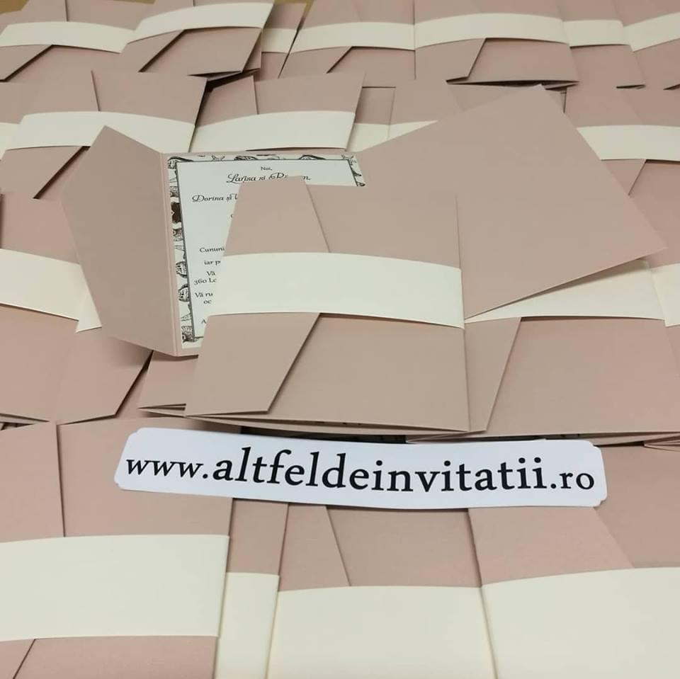 Invitatie personalizata