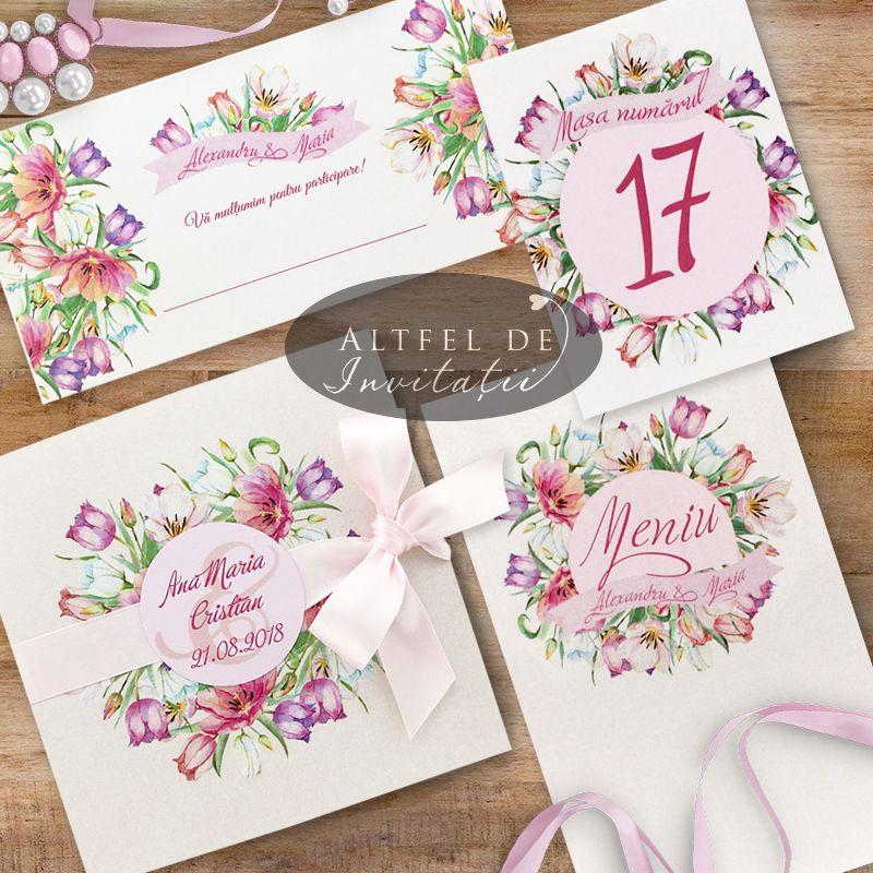 Seturi complete de nunta personalizate
