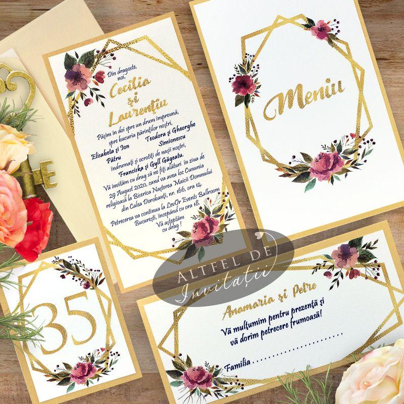 Seturi complete pentru nunta